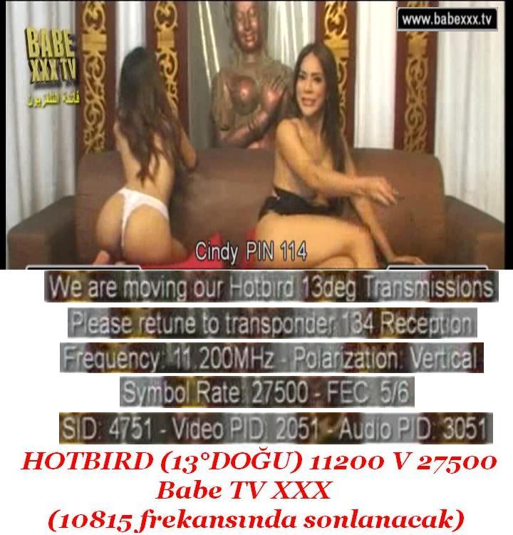 Hotbird Free X Channels