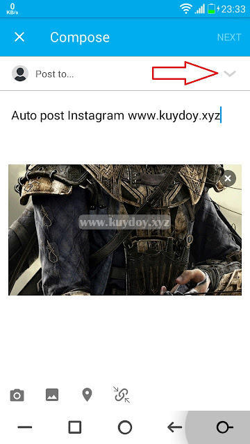 Cara Auto Post Instagram Gratis Terbaru 2019