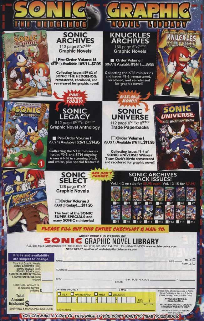 Read online Sonic The Hedgehog comic -  Issue #228 - 8