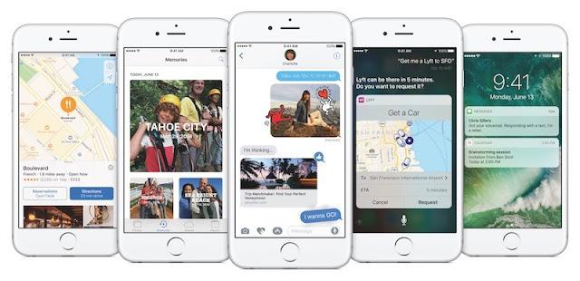 iOS 10 : Perkiraan Tanggal Rilis