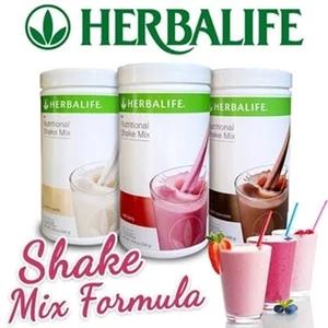 Herbalife Shake - Herbal Penurun Berat Badan