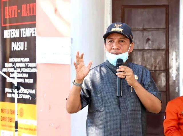 Fud Syaifuddin Ungkap Cicilan Kredit Bank dan Koperasi Pegawai di Sumbawa Barat Tidak Dipotong
