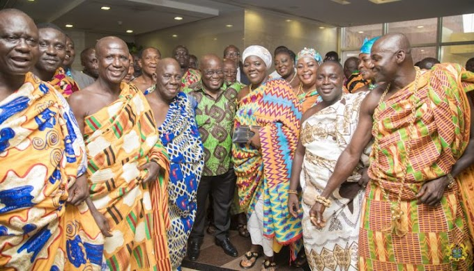 Allowance for Chiefs, Queen Mothers increased by 100%