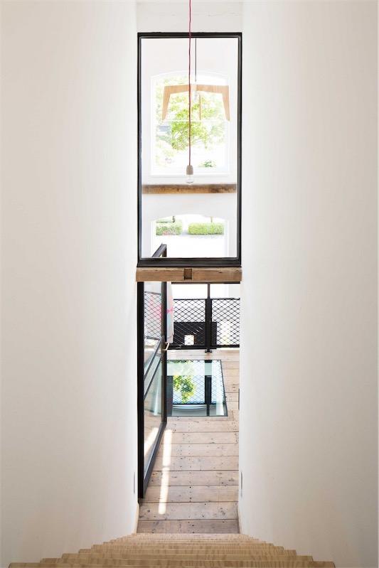 escaleras de madera chicanddeco