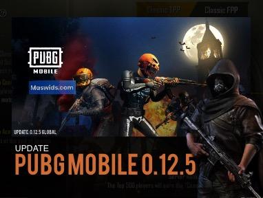 update pubg mobile 0.12.5
