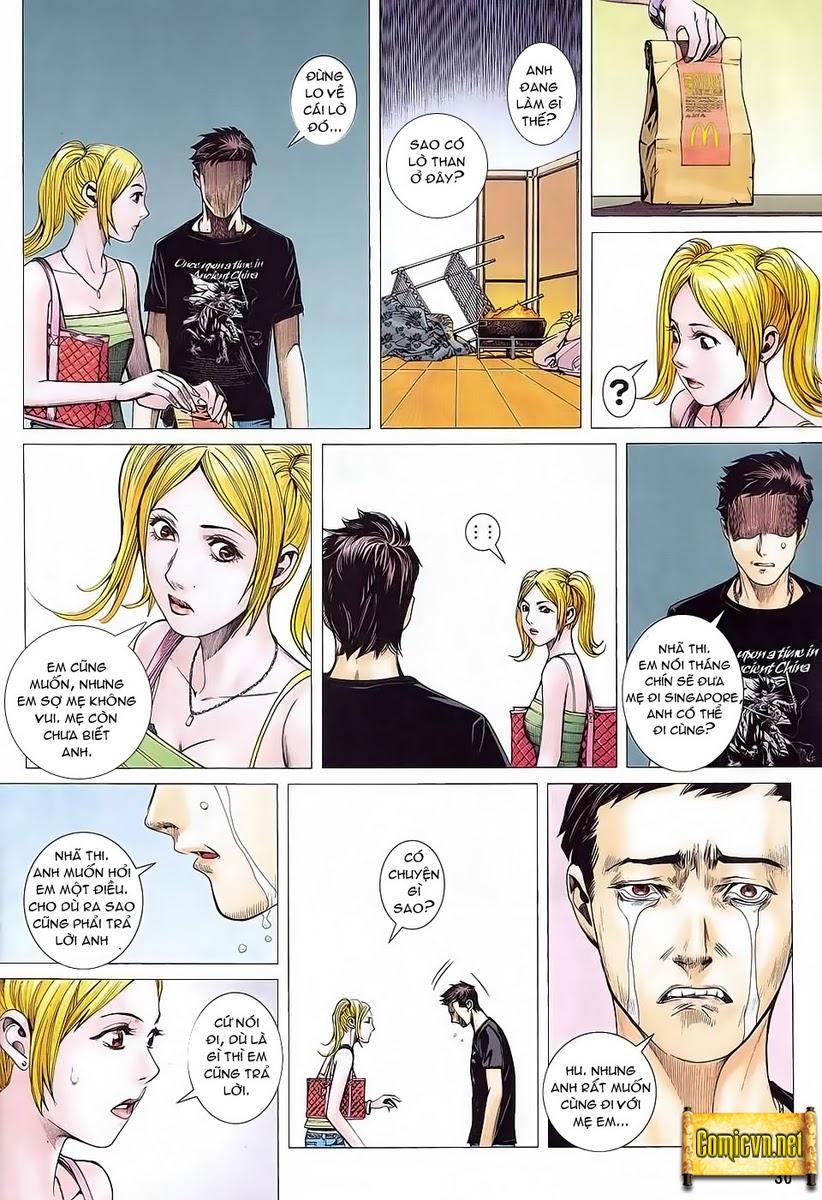 Dã Lang Và Marry chap 1 - Trang 30