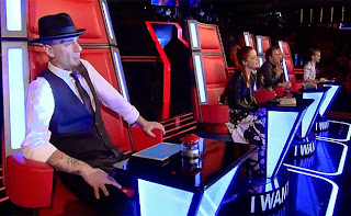 The Voice of Italy 3 Coach