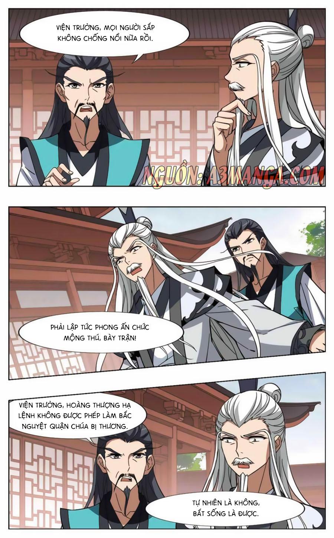 Phượng Nghịch Thiên Hạ Chap 117.1