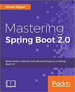 best book to master Spring Boot 2.0