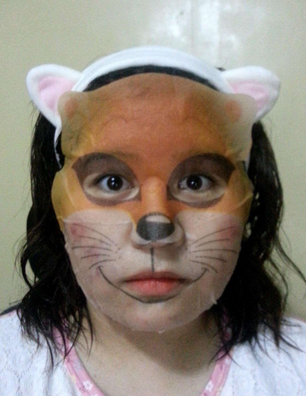 I Tried The Purederm Animal Sheet Masks So You Will Too Soraya Eye Mask
