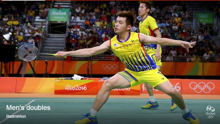 Tahniah Beregu Lelaki Malaysia Berjaya Pungut Pingat Perak Final Badminton Rio 2016!