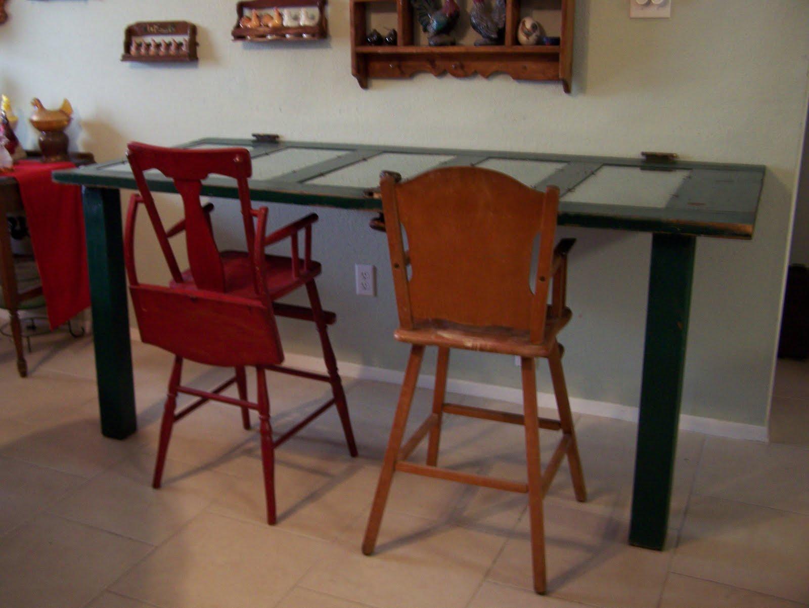 Praktikus Ötletek: Ajtóból asztal