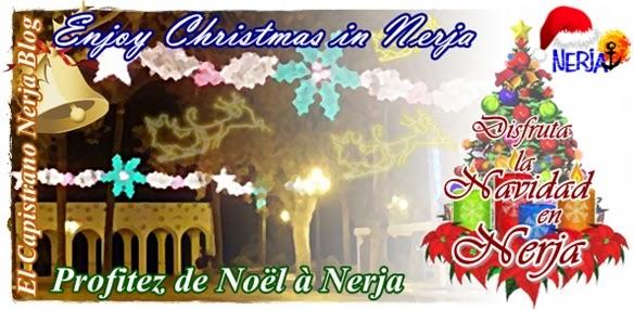 Programa actividades fiestas de Navidad en Nerja
