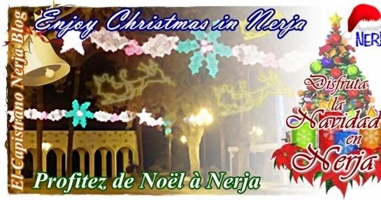 Programacion fiestas de navidad 2014 en Nerja desfile Papa