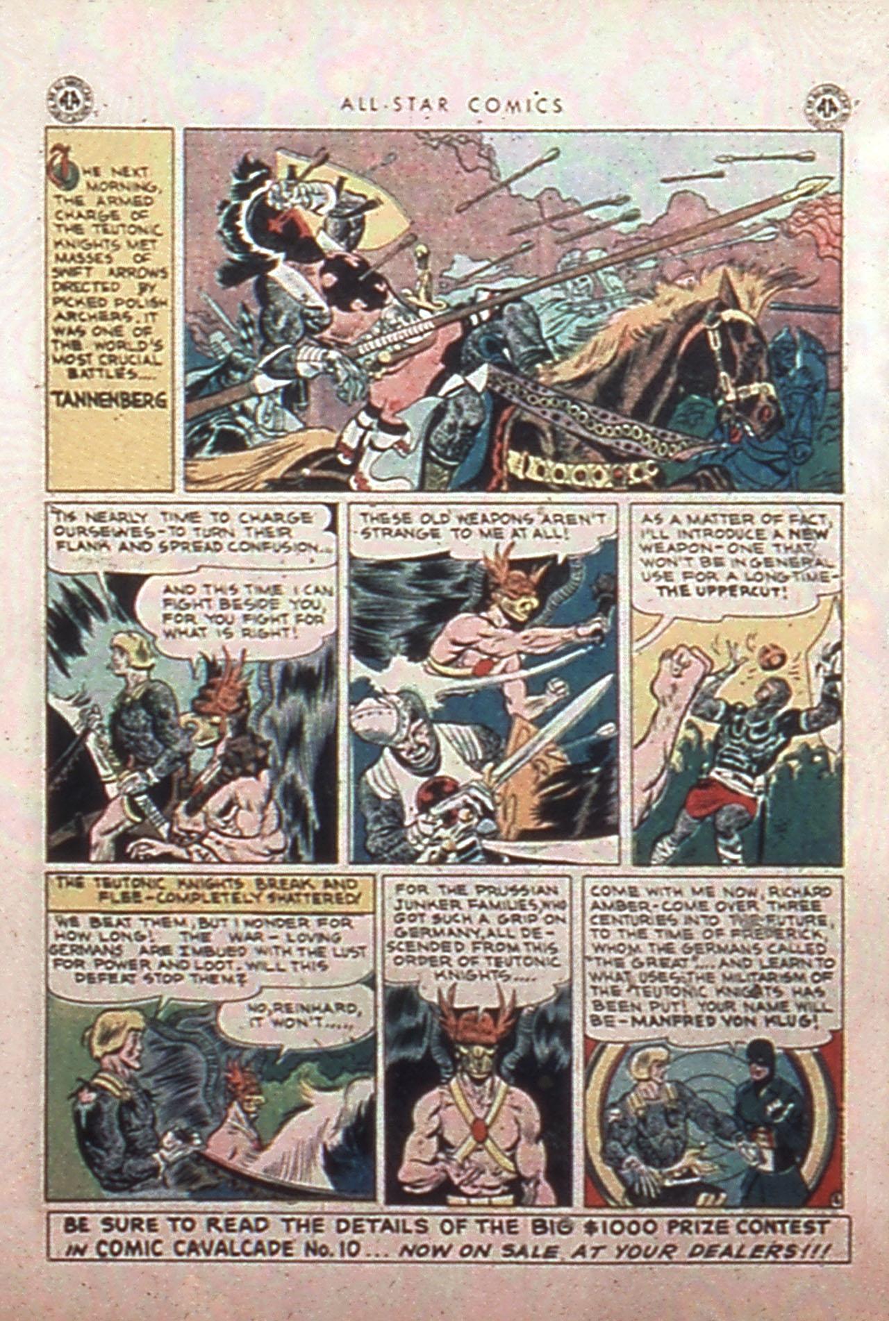 Read online All-Star Comics comic -  Issue #24 - 13