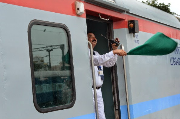 Green Signal to the High Speed Train