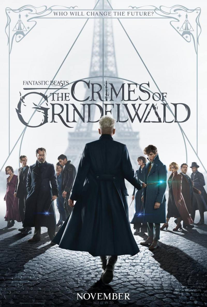 Sinh Vật Huyền Bí: Tội Ác Của Grindelwald
