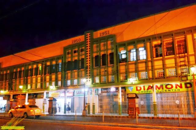 Iloilo City 1950-1951 Javellana Building