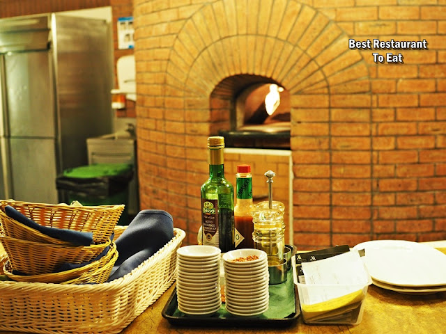 Tuscany Italian Restaurant  Marriott Putrajaya Hotel