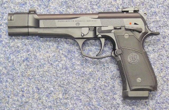 Pistola Beretta M92 Combat Armas De Fuego