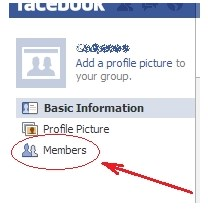 How to delete a group page on facebook how to delete a facebook group with thousands of members ccuart Choice Image
