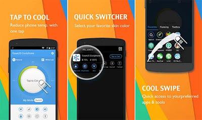 EaseUS Coolphone-Cool Battery - Aplikasi Pendingin Android