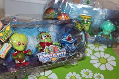 idée de cadeau pour enfant avec des aliens
