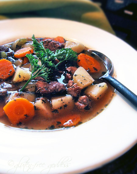 Karina's Irish Beef Stew