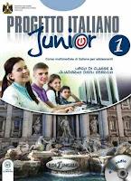 تحميل كتاب الوزارة فى اللغة الايطالية للصف الاول الثانوى 2017