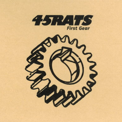[Review] 45Rats - First Gear EP