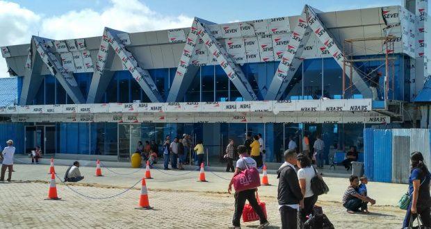 Pesawat Garuda Hentikan Rute Jakarta - Silangit, Tidak Pengaruhi Pariwisata Samosir