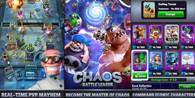 5 Game Ini Seperti Clash Royale - Di Tahun 2017