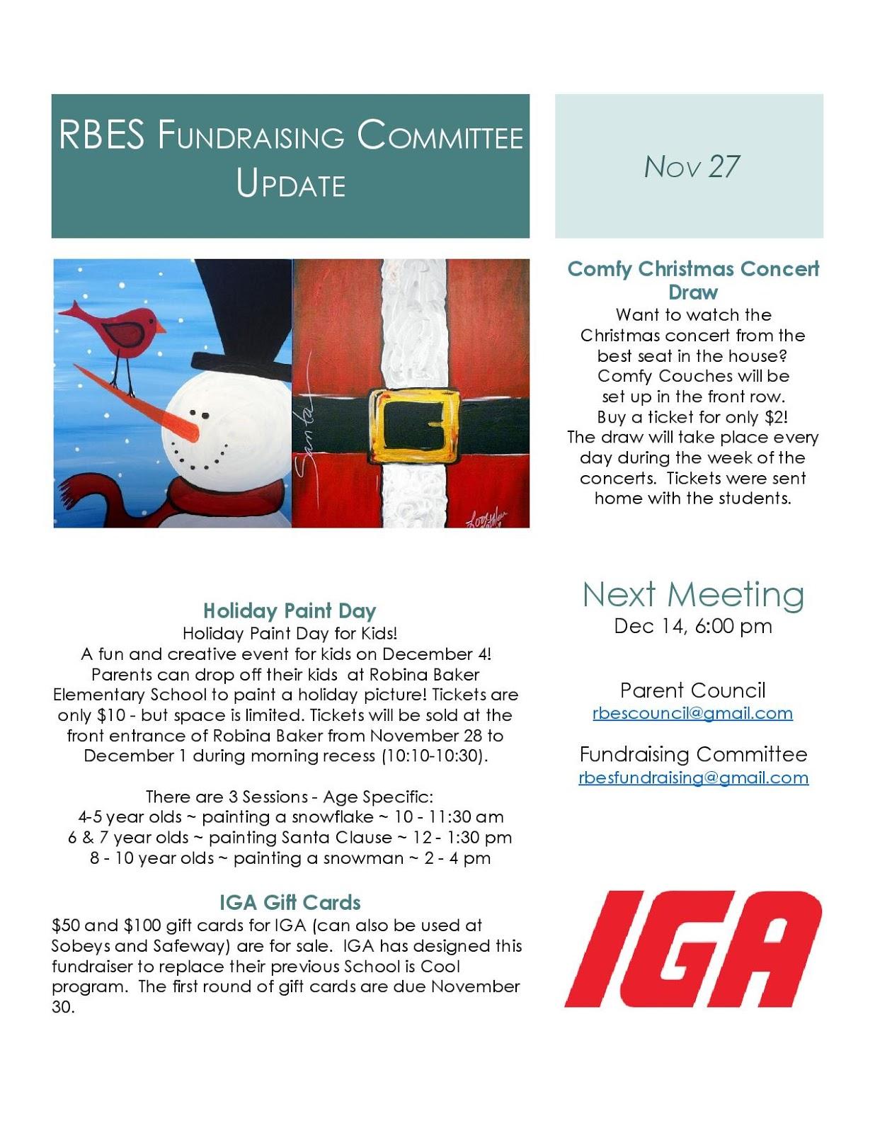 RBES News: November 2016