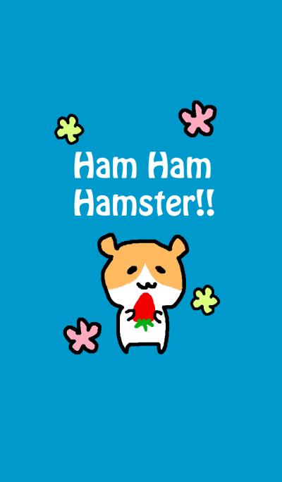 Ham Ham Hamster!!
