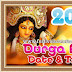 2020 Durga Puja Calendar, 2020 Durgotsav Date Time, 2020 Durga Puja Schedules, 2020 Durga Puja Date & Time