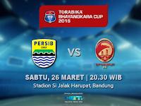 Persib vs Sriwijaya FC, Penentu Juara Grup A Piala Bhayangkara 2016