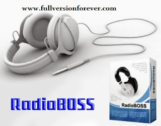 Download RadioBOSS v5.2.3.0 with crack for windows