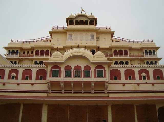 Chandra-Mahal-Jaipur-Wallpaper