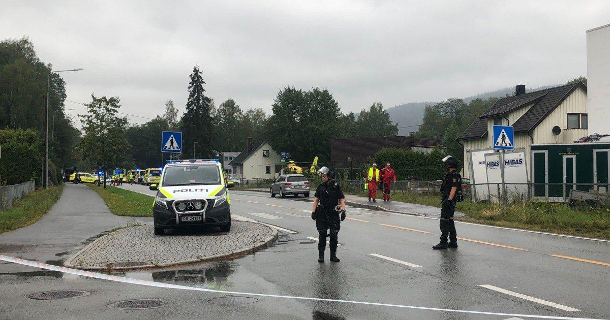 Pensionārs aptur masu apšaudi mošejā Norvēģijā