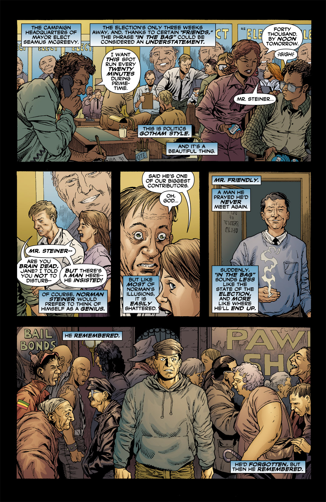 Detective Comics (1937) 812 Page 1