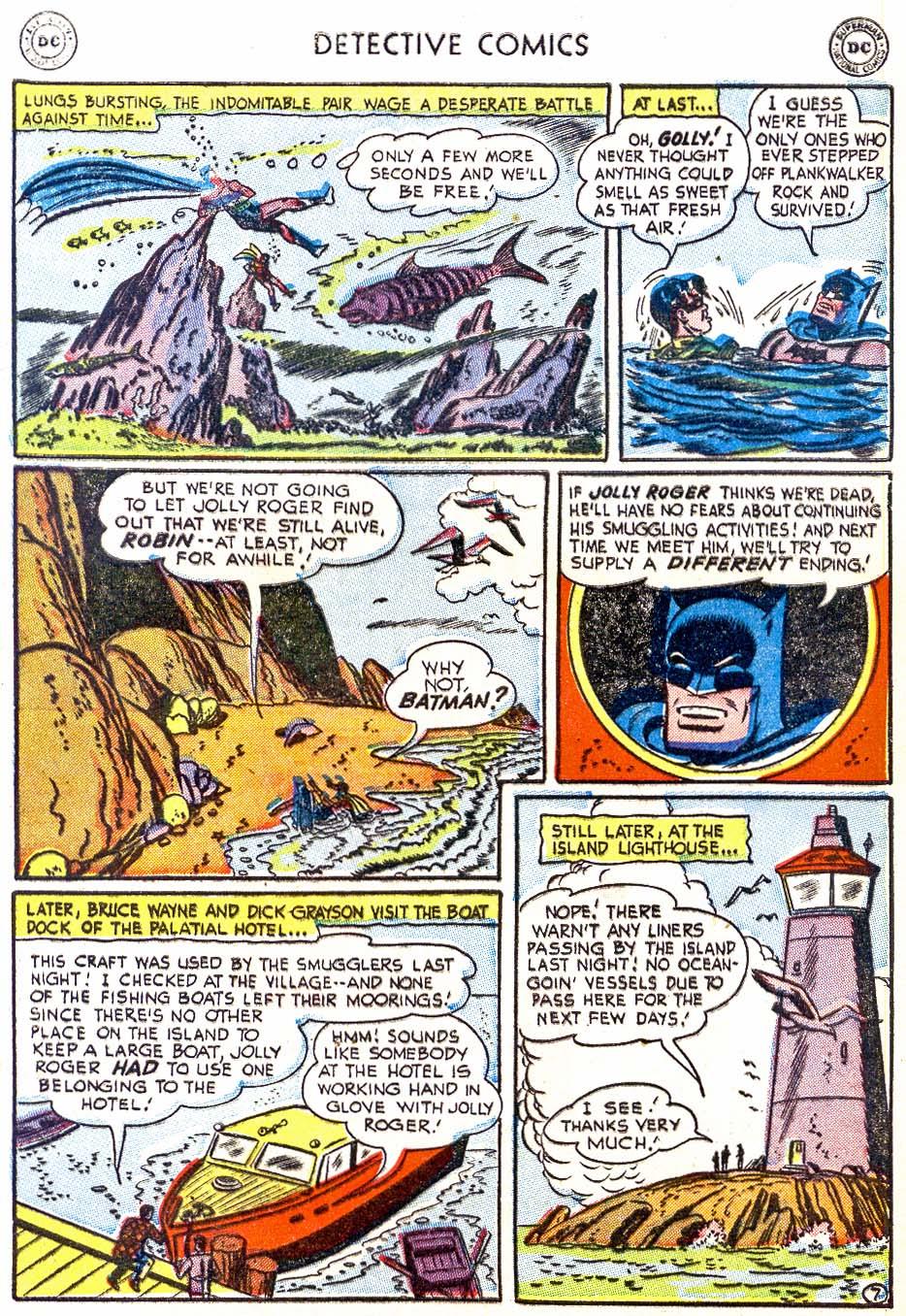 Detective Comics (1937) 202 Page 8