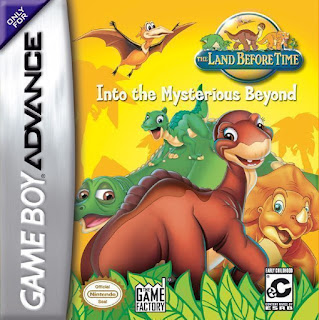The Land Before Time: Into the Mysterious Beyond ( BR ) [ GBA ]