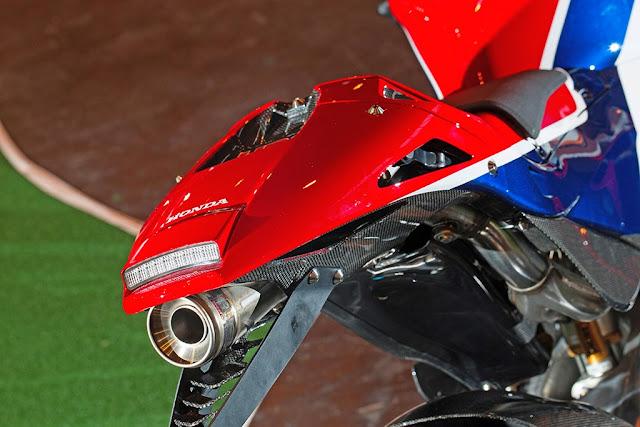 Honda RC213V-S Debut Pertama Di Asama Hill Climb Jepun