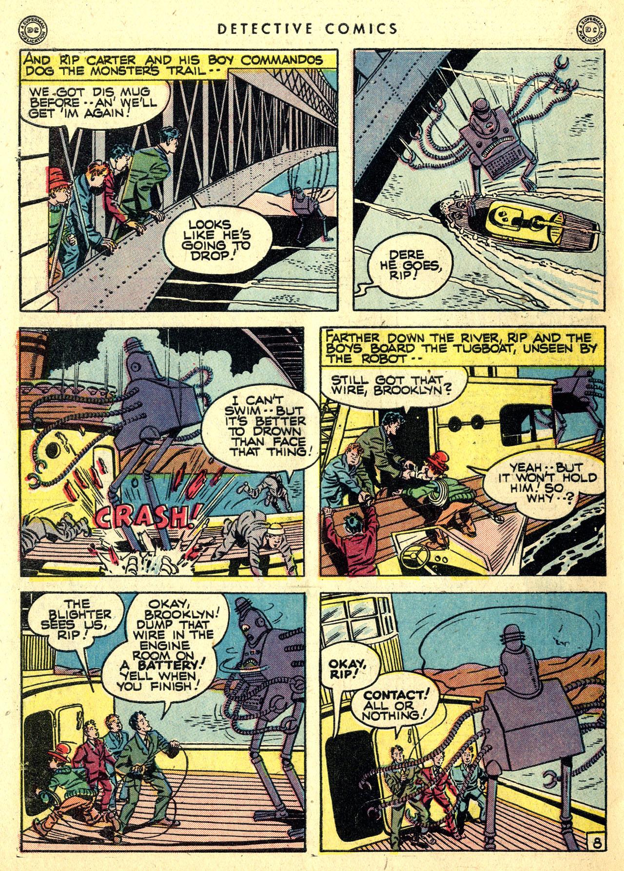 Read online Detective Comics (1937) comic -  Issue #119 - 44