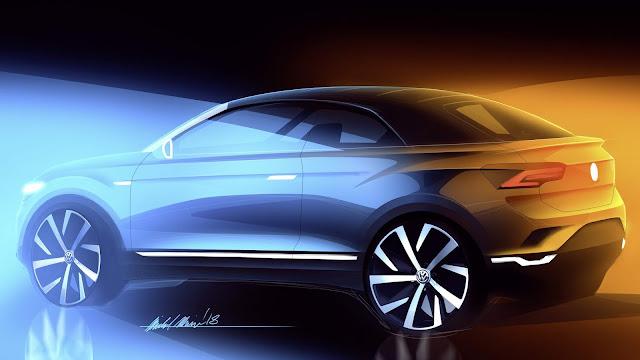 Volkswagen T-ROC Conversível