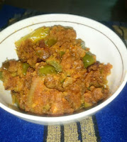 besan capsicum recipes