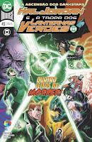 DC Renascimento: Hal Jordan e a Tropa dos Lanternas Verdes #45