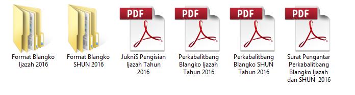 File Juknis Ijazah 2016