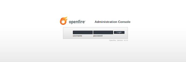 openfire login