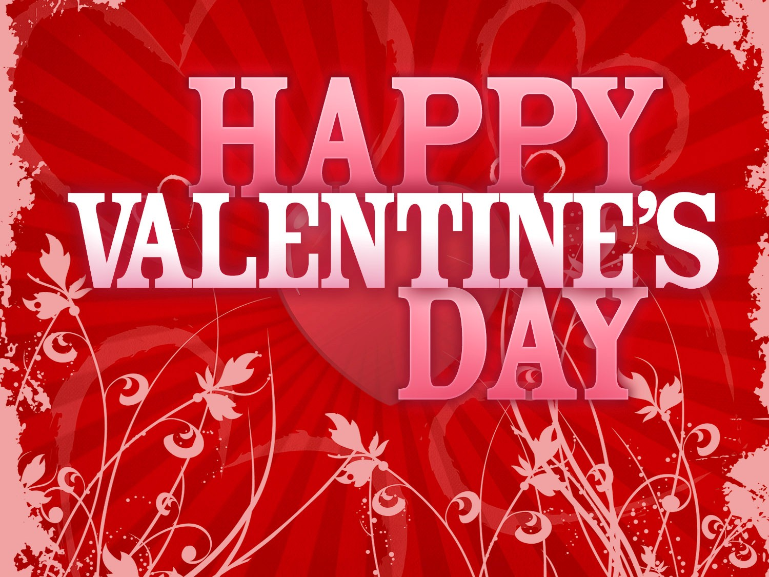 Valentines Day: Heart N Love Valentines Day HD Wallpapers 2013